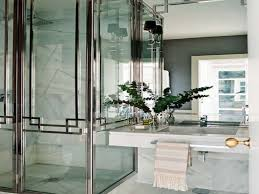 vintage bathroom decor ideas pictures tips from hgtv gray with