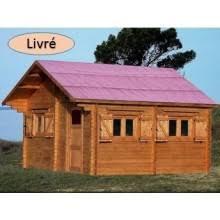 chalet bureau chalet de jardin en bois bureau habitation de loisirs les
