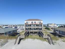ocean front homes and condos on topsail island nc
