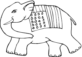 free coloring pages print baby elephant colouring pages baby