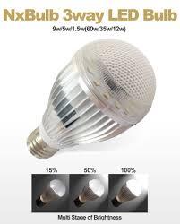 3 Way Led Light Bulb by Sunlan