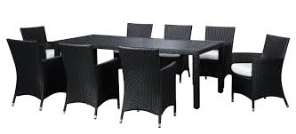 latitude run 9 piece dining set u0026 reviews wayfair