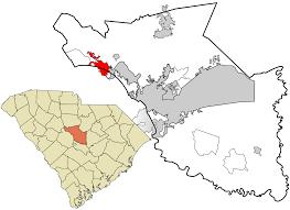 Charleston Sc Zip Code Map by Irmo South Carolina Wikipedia