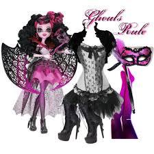 Draculaura Halloween Costume Ghouls Rule Draculaura Polyvore