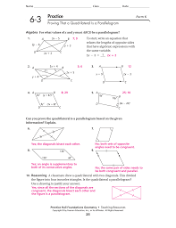 chapter 9 test geometry form g answers pearson 100 images