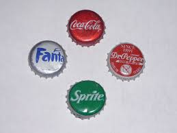 cheap and simple bottle cap magnets 5 steps with pictures