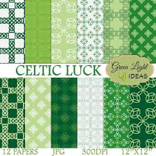 green repeating halloween background st patrick u0027s day digital papers celtic backgrounds green