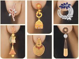 malabar diamond earrings malabar gold diamonds presents studs drops emirates