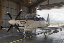 air looking for cheap lethal aircraft at light attack