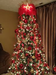 red and gold home decor christmas red green and gold christmas tree ideas for new old