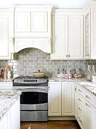subway tile kitchen backsplash edges dark cabinets diy cost