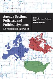 book review agenda setting policies and political systems a