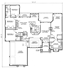 Mediterranean Style House Plans by Mediterranean Style House Plan 4 Beds 3 00 Baths 3021 Sq Ft Plan