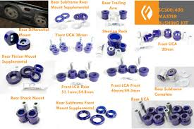 lexus sc300 lower control arm bushings 400 mkiv supra master bushing kit