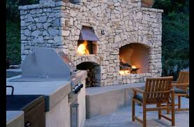 Pizza Oven Outdoor Fireplace by Outdoor Fireplace Pizza Oven Valhalla Construction Llc
