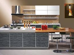kitchen cabinet collection in modern kitchen furniture design