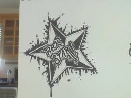 rock star tattoo design by xxrosealchemistxx on deviantart