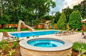 Landscaping Ideas For Large Backyards by 20 Backyard Pool Design Ideas For A Summer Backyard Pool