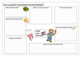 food u0026 nutrition year 3 by c thulhu teaching resources tes