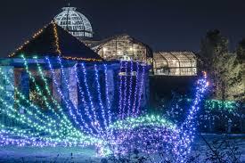 dominion gardenfest of lights photos lewis ginter botanical garden