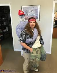 forrest gump costume gump carrying lt dan costume