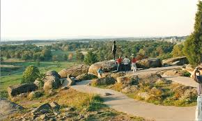 gettysburg national park travelthepast