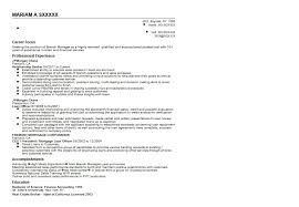 Bankers Resume Sample Personal Banker Resume Sample Banker Resume Outstanding