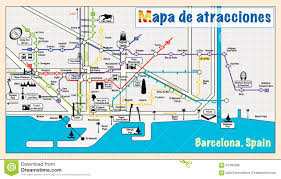 Sc Metro Map by Maps Update 30722069 Barcelona Tourist Map U2013 Tourist Map Of