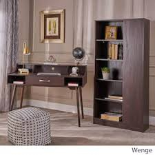 Mid Century Modern Office Desk Mid Century Modern Home Office Furniture For Less Overstock