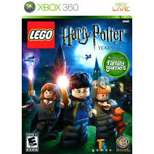 Lego Harry Potter Bathroom Lego Harry Potter Years 1 4 Xbox 360 Walmart Com