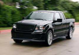 ford saleen truck saleen s331 supercharged sport truck review