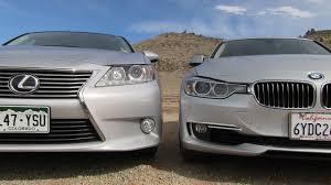 lexus es 350 competitors lexus es 350 vs bmw 335i 0 60 mph mashup drive u0026 review youtube