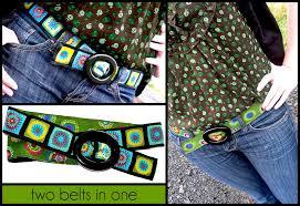 ribbon belts reversible ribbon belt sew4home