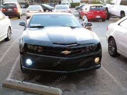 Camaro Fog Lights P13w Led Bulbs For Chevy Camaro Rs Ss Drl And Fog Lights Ijdmtoy
