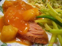 cuisine de julie dans la cuisine de julie le meilleur jambon au monde et sa sauce à