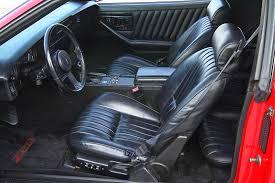 1989 chevy camaro iroc 1989 chevrolet camaro iroc z interior rod