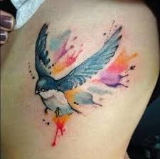 70 outstanding watercolor tattoo designs u0026 ideas