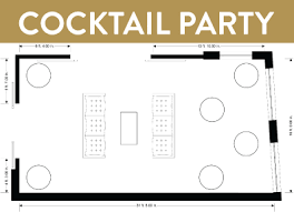 party floor plan host an event the guesthouse hotel