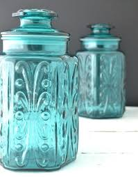 martha stewart kitchen canisters blue kitchen canisters bloomingcactus me