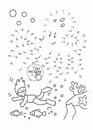 pokemon connect the dots worksheets printable for kids laughing