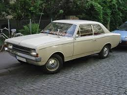 view of opel record photos video features and tuning of