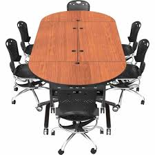 adjustable height training table balt adjustable height nido flip top table rectangle 72 w x 24 d