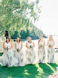 watercolor bridesmaid dresses fresh bridesmaid dress inspiration preowned wedding dresses