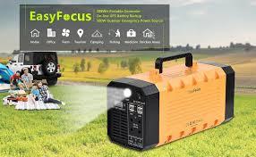 amazon black friday ups amazon com 7lb 500w 288wh backup portable generator solar power