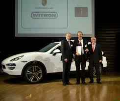 special award for witron