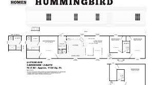 hummingbird 16 x 80 n m mobile homes manufactured homes hummingbird 16 x 80 ladson
