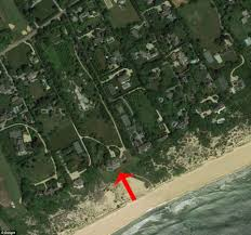 Hamptons Map The Us U0027s Most Expensive Homes Of The Year Daily Mail Online