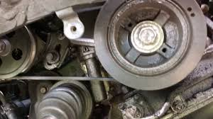 lexus es330 wheel bearing noise how to replace serpentine drive belts 2001 lexus es 300 youtube
