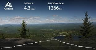 Vermont travel distance images Mount elmore vermont maps 94 photos 82 reviews alltrails jpg