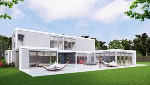 flat pack homes bauhu zero 6 designer home kit factory manufactured homes low